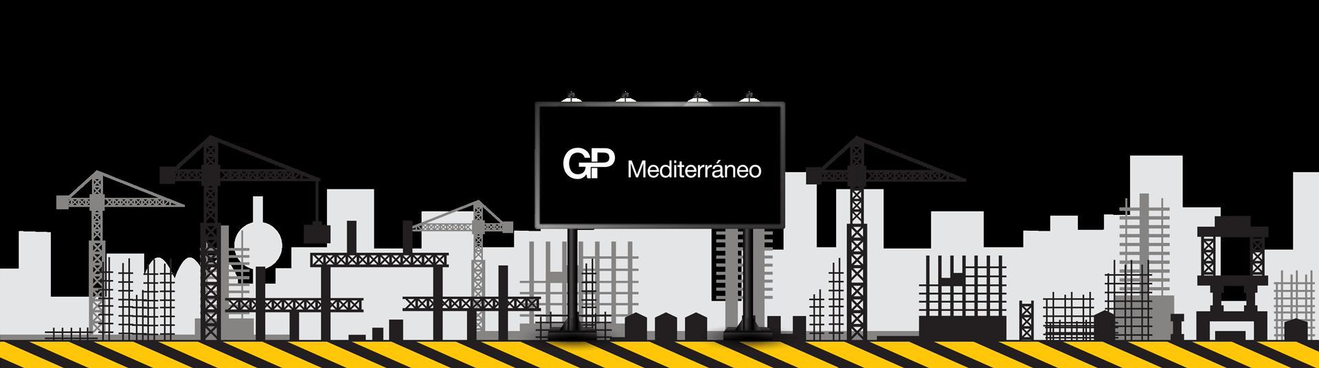 GP Mediterráneo, Nueva Instalación de Vallas publicitarias